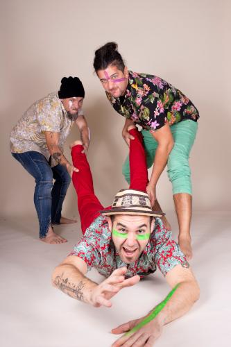 Billy mandanga trio
